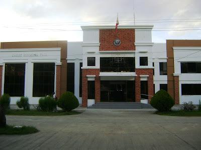 The Municipal Hall of Carles, Iloilo