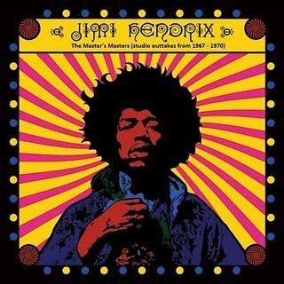 Jimi Hendrix - The Master's Masters