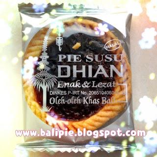 Pusat Pie Susu Dhian Di Bali