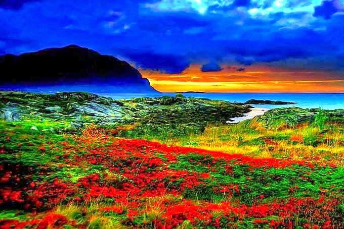 Keindahan alam semulajadi Santapan Mata Dan Hati