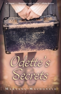 Odette's Secrets book cover