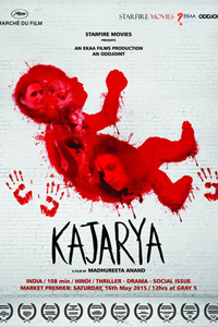 Watch Kajarya (2015) DVDRip Hindi Full Movie Watch Online Free Download
