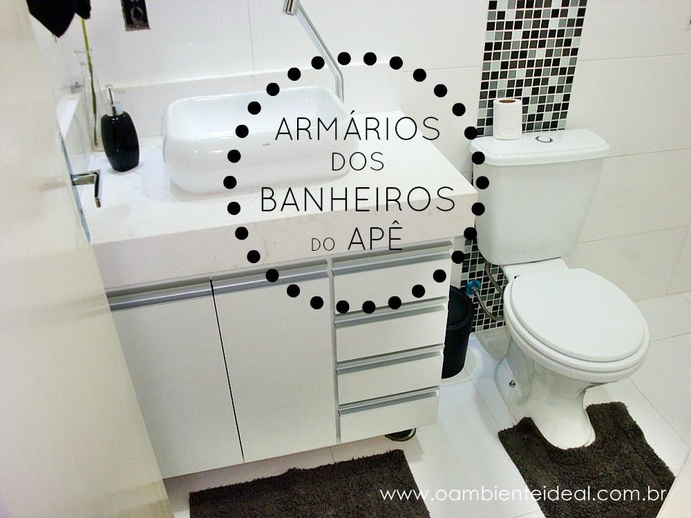 O AMBIENTE IDEAL # Armarios De Cozinha E Banheiro