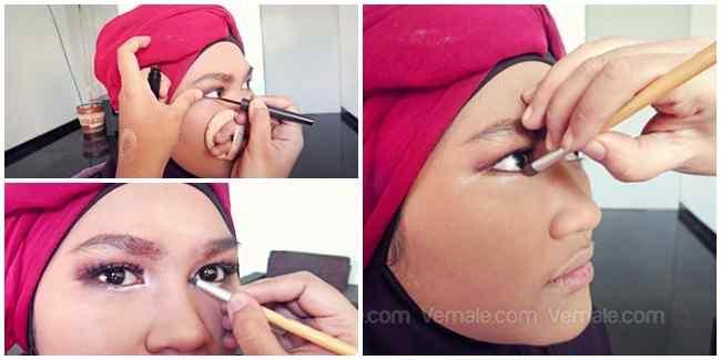 Tutorial Makeup Natural Muka Bulat - Mugeek Vidalondon