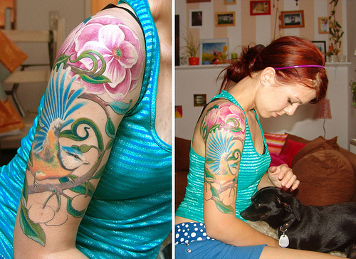 Sleeve tattoo ideas for girls 2011 tattoo ideas for Tattoo sleeve ideas girl