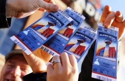 ¿La NFL alienta a la reventa de entradas para el Super Bowl?