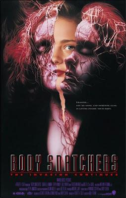 Chet Vampire Movie Reviews: Body Snatchers