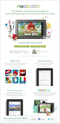 Click to view this Apr. 26, 2011 Barnes & Noble email full-sized