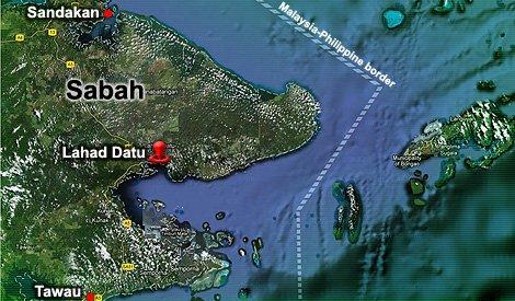 Wartawan Al-Jazeera ditahan di perairan Lahad Datu
