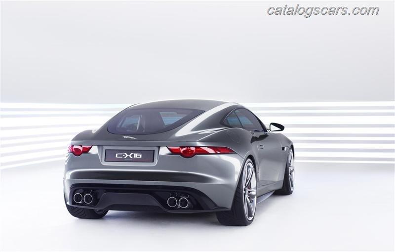 صور سيارة جاكوار C-X16 كونسبت 2014 - اجمل خلفيات صور عربية جاكوار C-X16 كونسبت 2014 - Jaguar C-X16 Concept Photos Jaguar-C-X16-Concept-2012-14.jpg