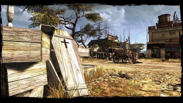 Imagen del juego Call of Juarez Gunslinger