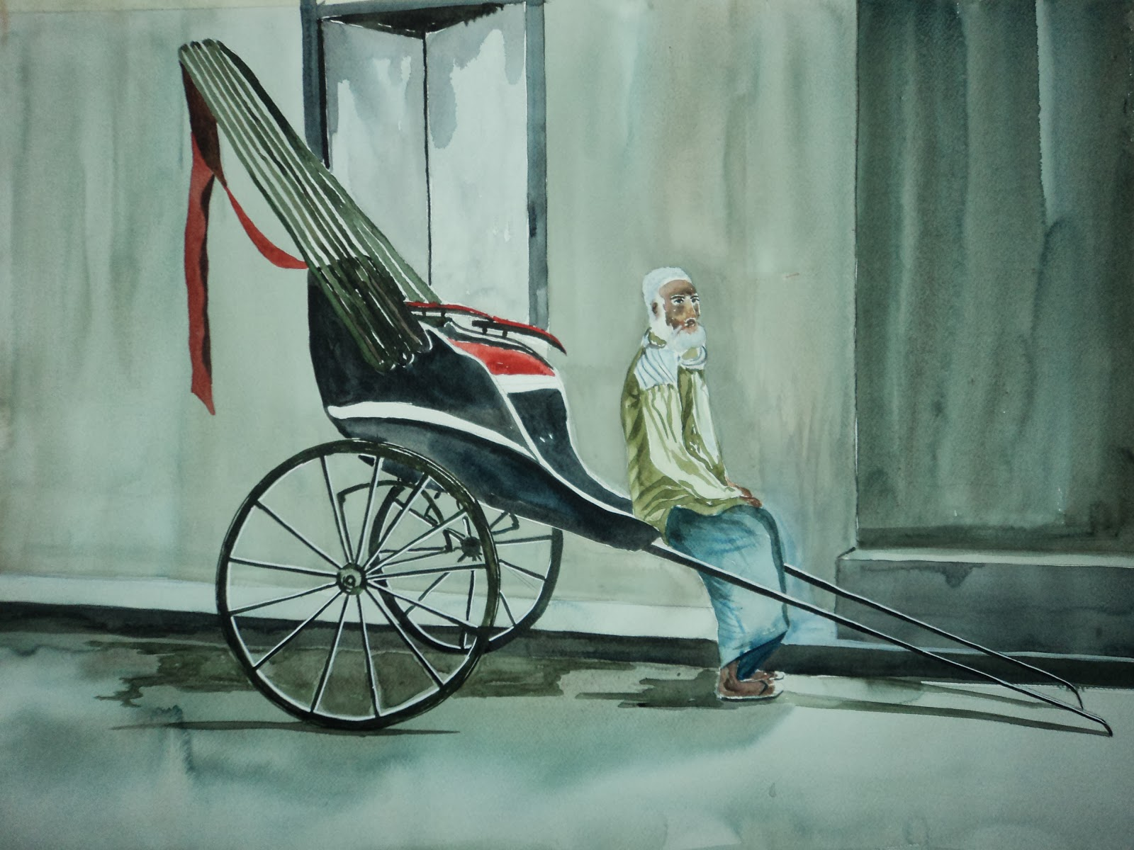 rickshaw puller essay Paragraph about a rickshaw puller essay,critisim the man who pulls rickshaw for money is a rickshaw puller.