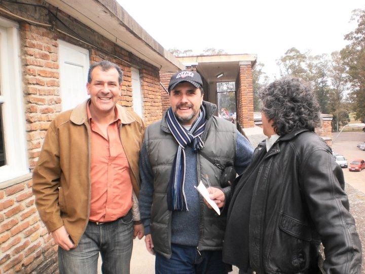 DIARIO URUGUAY EN LA FINAL DE COPA DE CLUBES DE OFI