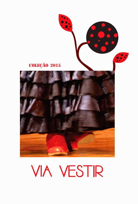 Catálogo Roupas Flamenca 2015