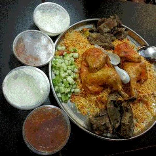 Nasi Arab Damsyik di Senawang