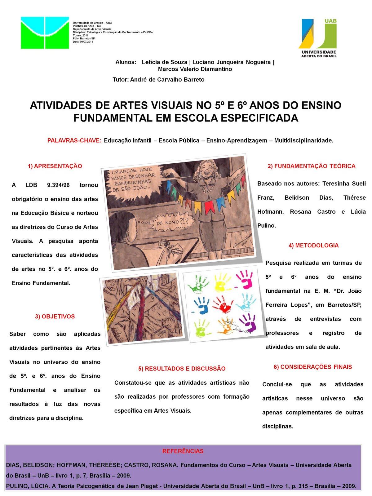 CLIPE DOS ALUNOS TRABALHANDO EM SALA DE AULA