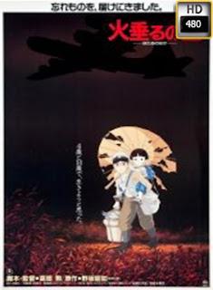 La Tumba de las Luciernagas (1988)