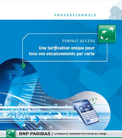 Forfait Access BNP Paribas