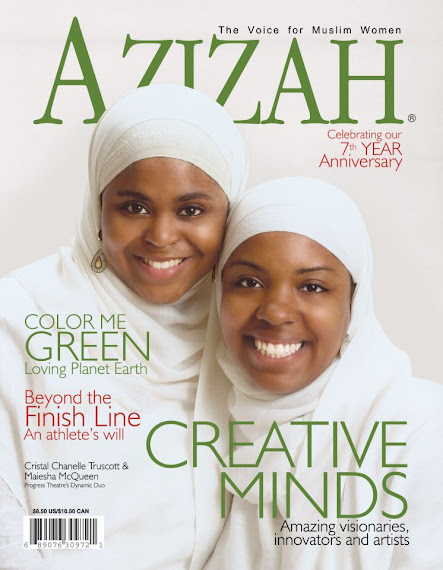 muslim green muslimahs magazine america environment revolution