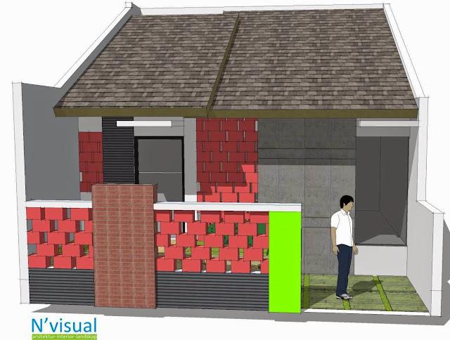 Desain Gambar Rumah Sangat Sederhana