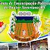 Programação da Festa de Emancipação Política de Doutor Severiano