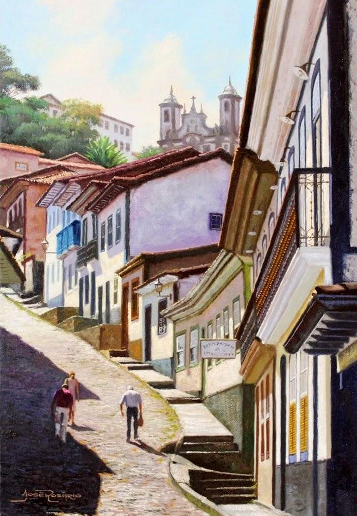 casas-tipicas-de-colombia-paisajes-al-oleo