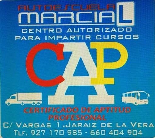 AUTOESCUELA MARCIAL