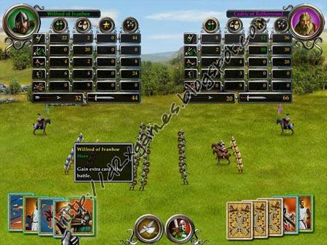 Free Download Games - Defender Of The Crown Heroes