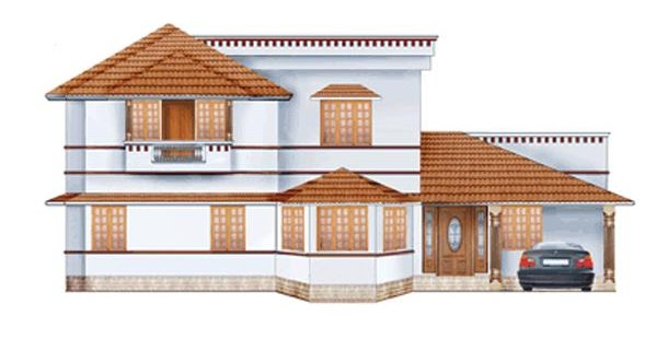 Ente veedu ente veedu new plans for Veedu plan and elevation