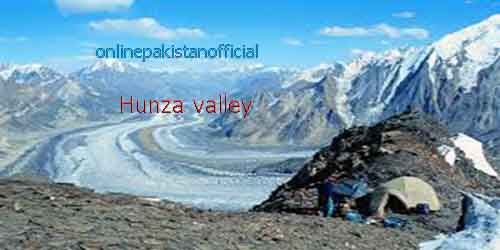 beautiful hunza valley photos