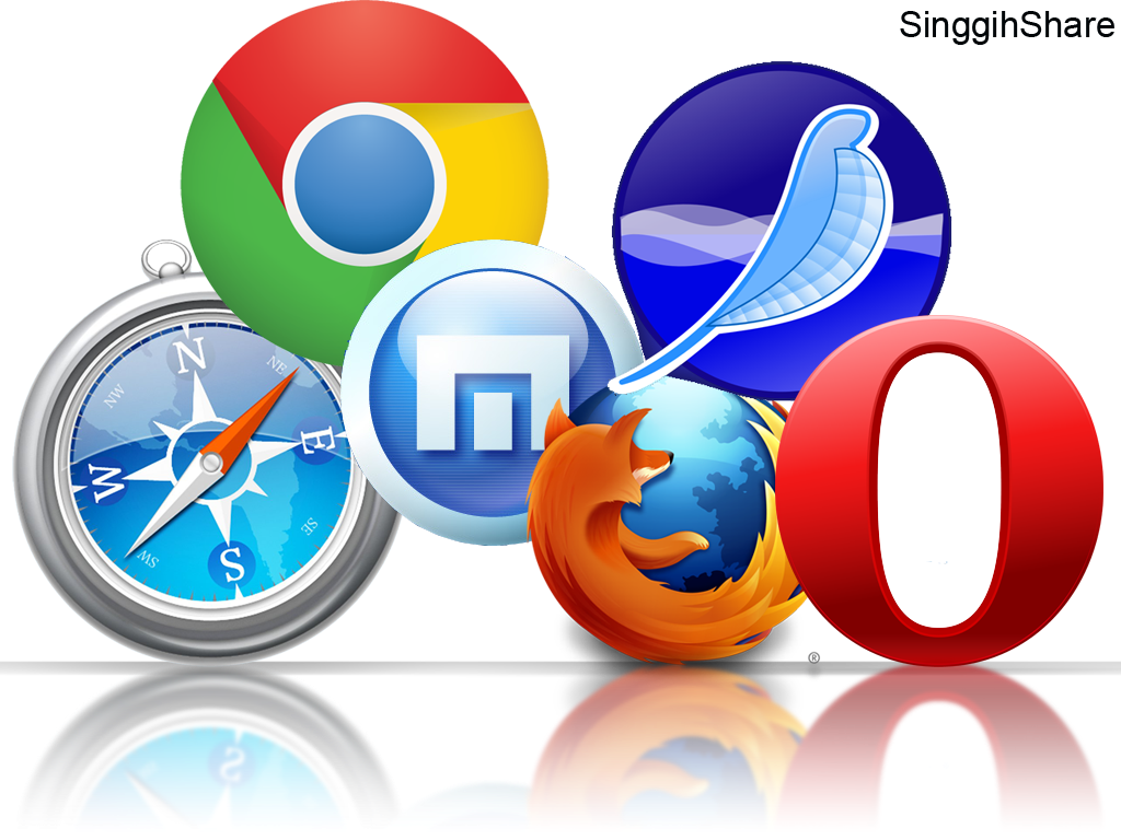 Internet Browser Logos And Names