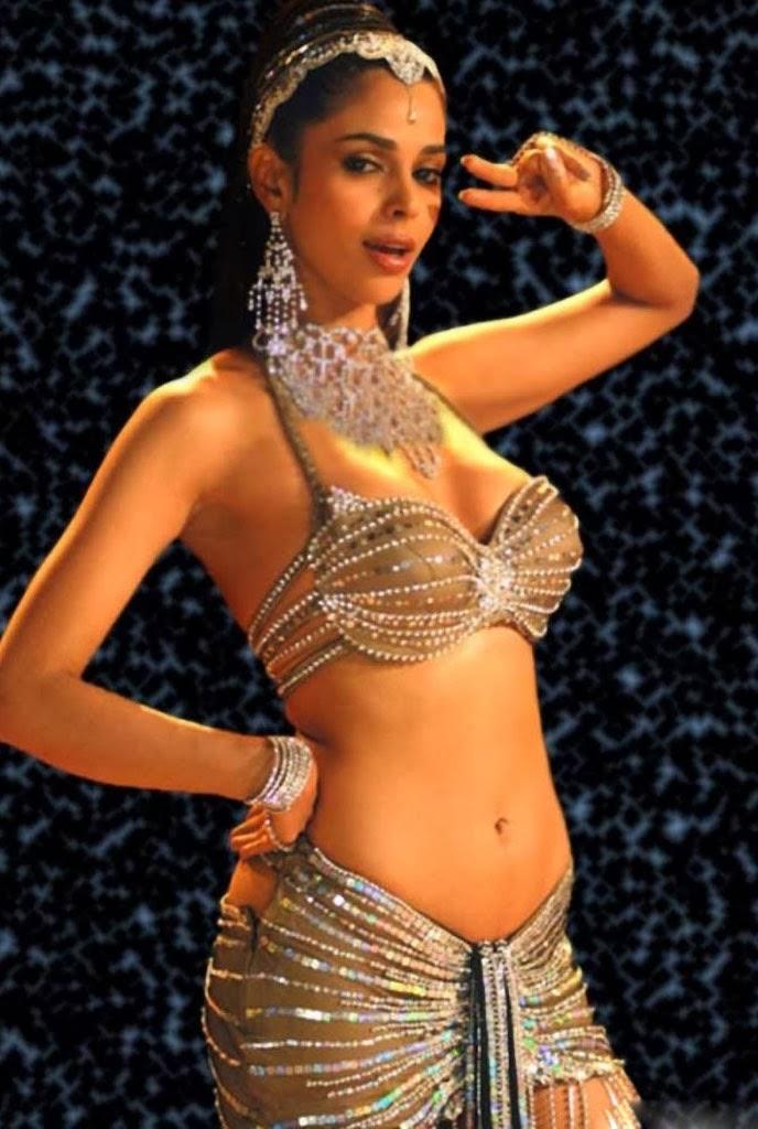 Actress Mallika Sherawat armpit show