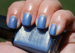 NOTD- Avon Blue Water Lilies