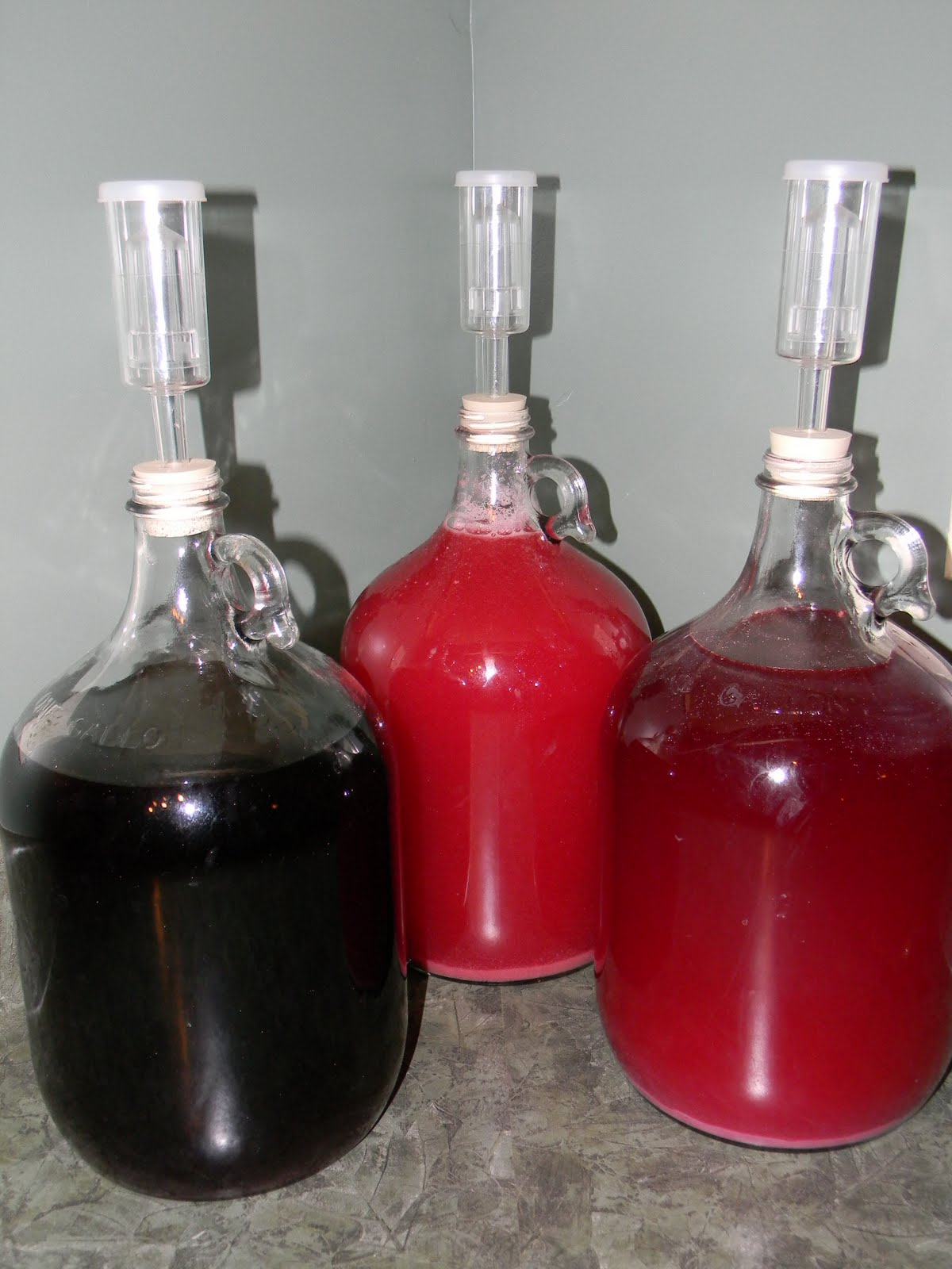 Как сделать чтобы забродило вино в