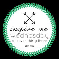 Inspire Me Wednesday