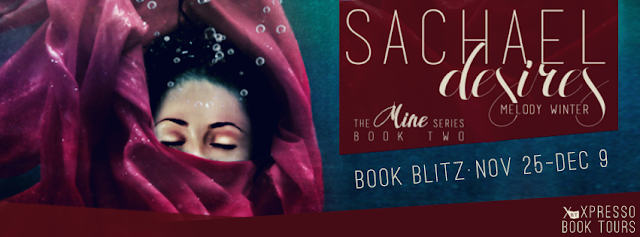 Book Blitz: Sachael Desires by Melody Winter