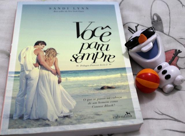Livro: Você para sempre - Trilogia Forever - Sandi Lynn