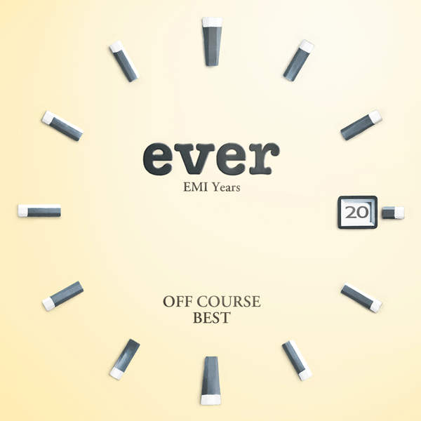 "[Album] オフコース – OFF COURSE BEST ""ever"" EMI Years (2015.12.16/MP3/RAR)"