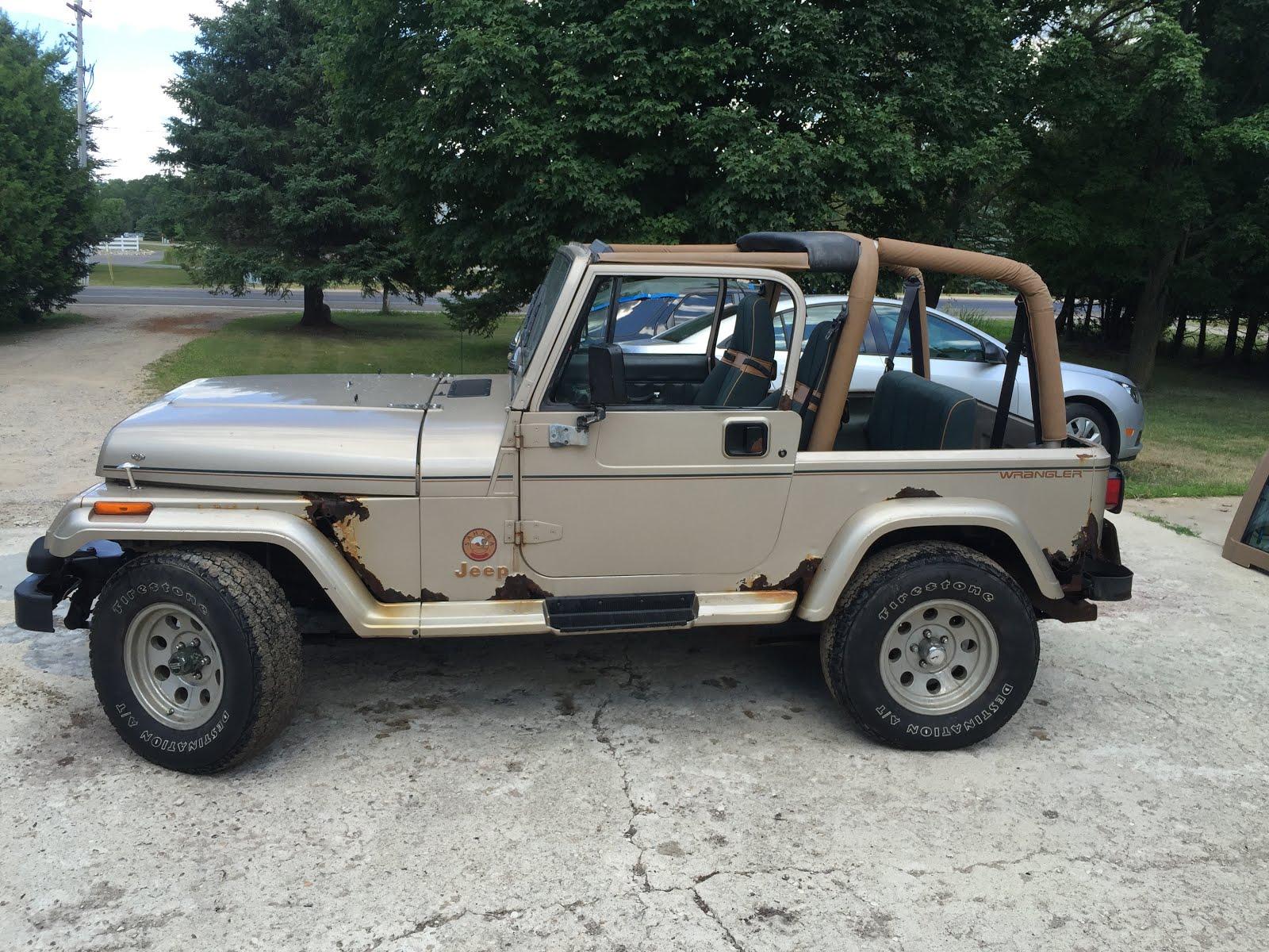 My view 94 jeep wrangler yj restoration 94 jeep wrangler yj restoration sciox Image collections