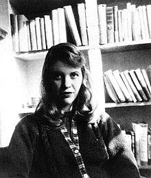 Εννέα εκπληκτικοί συγγραφείς και ο περίεργος θάνατός τους 220px-Sylvia_plath