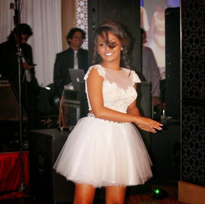 Shalini Tharaka Bridesmaid