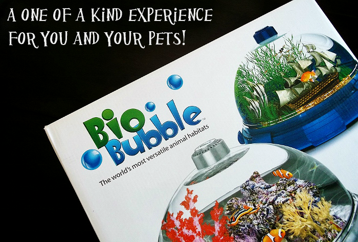 Bio Bubble Pet Habitats- Futuristic Homes For Nearly Any Small Pet