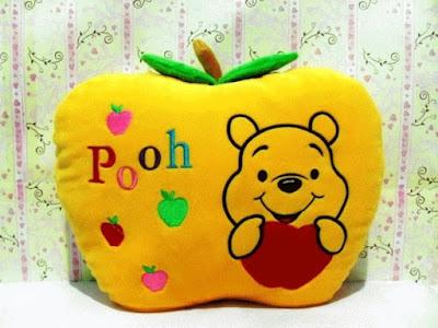 Bantal Boneka Winnie the Pooh Terbaru