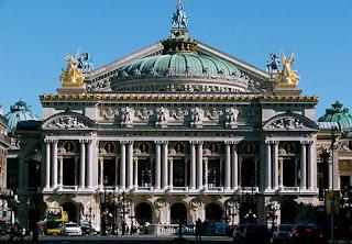 Palacio de la Ópera de París, Palacio de Garnier