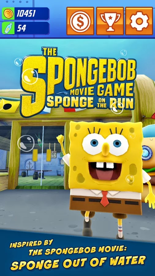 SpongeBob: Sponge on the Run v1.0 Mod