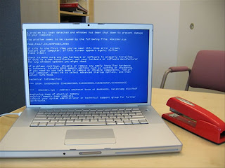 macam-macam blue screen pada windows