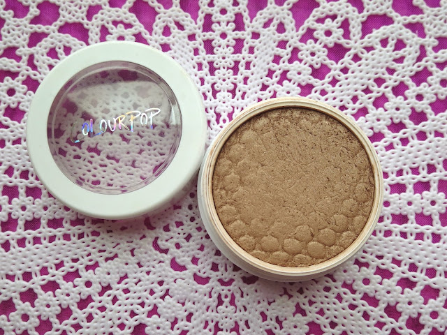 a picture of Colourpop Cosmetics Bronzer in Paradise Cove