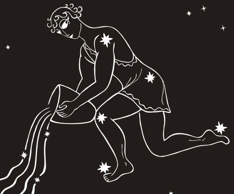 Любовный гороскоп Водолея на