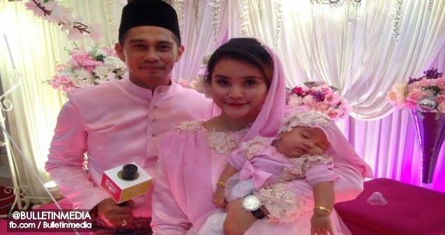 Almy Nadia Bimbang Bayinya Dikutuk Pengikut Laman Sosial