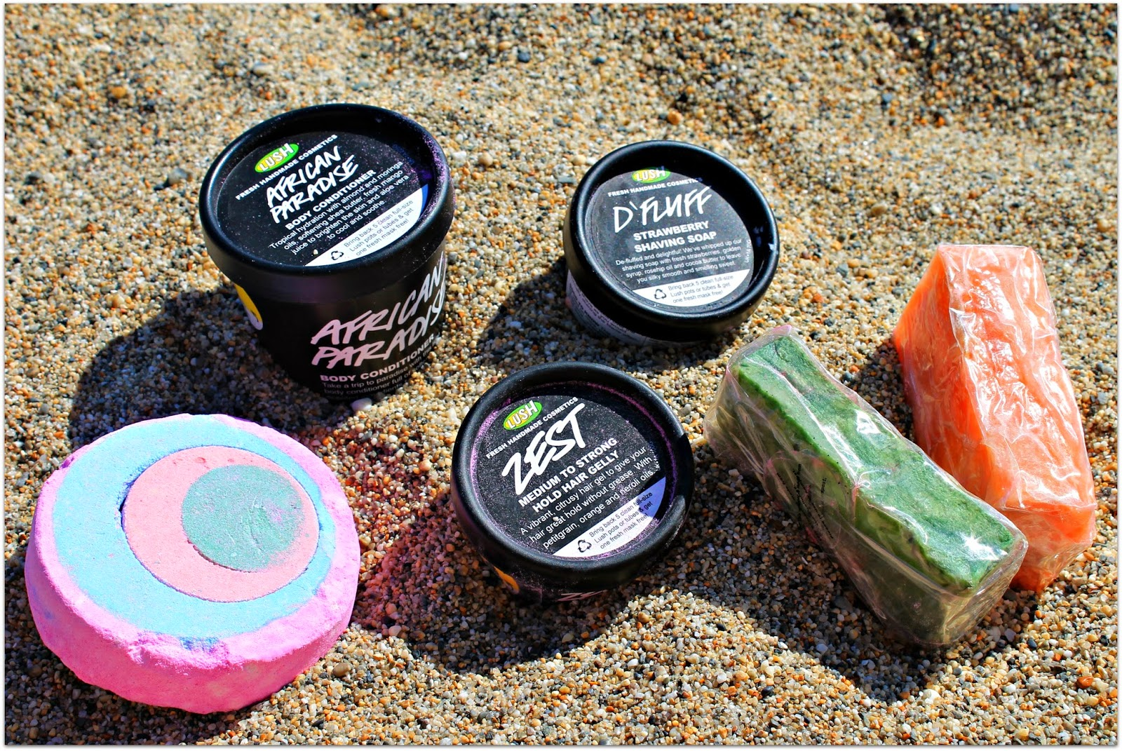 Lush summer collection 2014